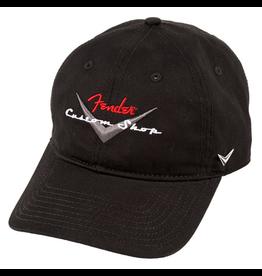 Fender - Custom Shop Baseball Hat, Black