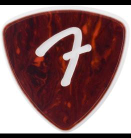 Fender - F Grip 346 Picks, Shell, 3 Pack