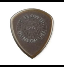 Jim Dunlop - Flow Standard Pick Players Pack, 2.00mm, 6 Pack