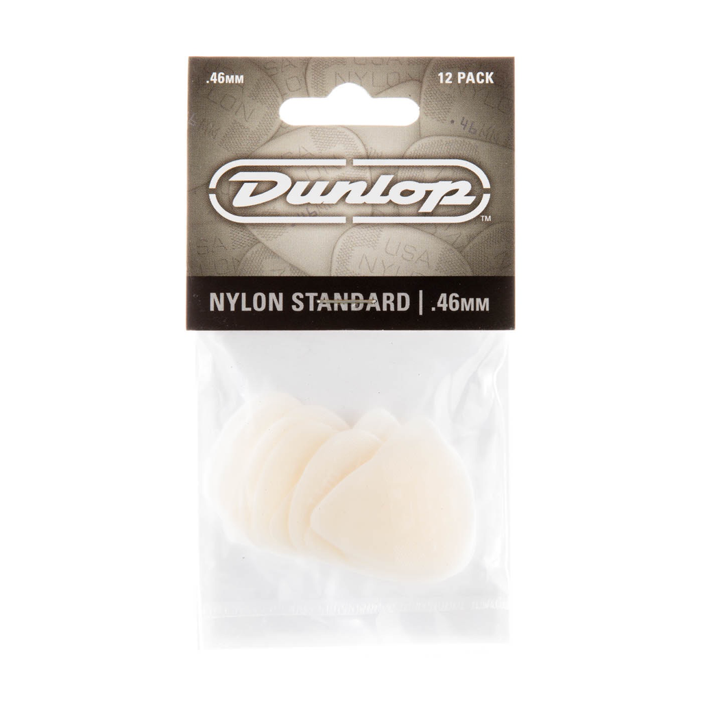 Jim Dunlop - Nylon Player's 12 Pack (.46)