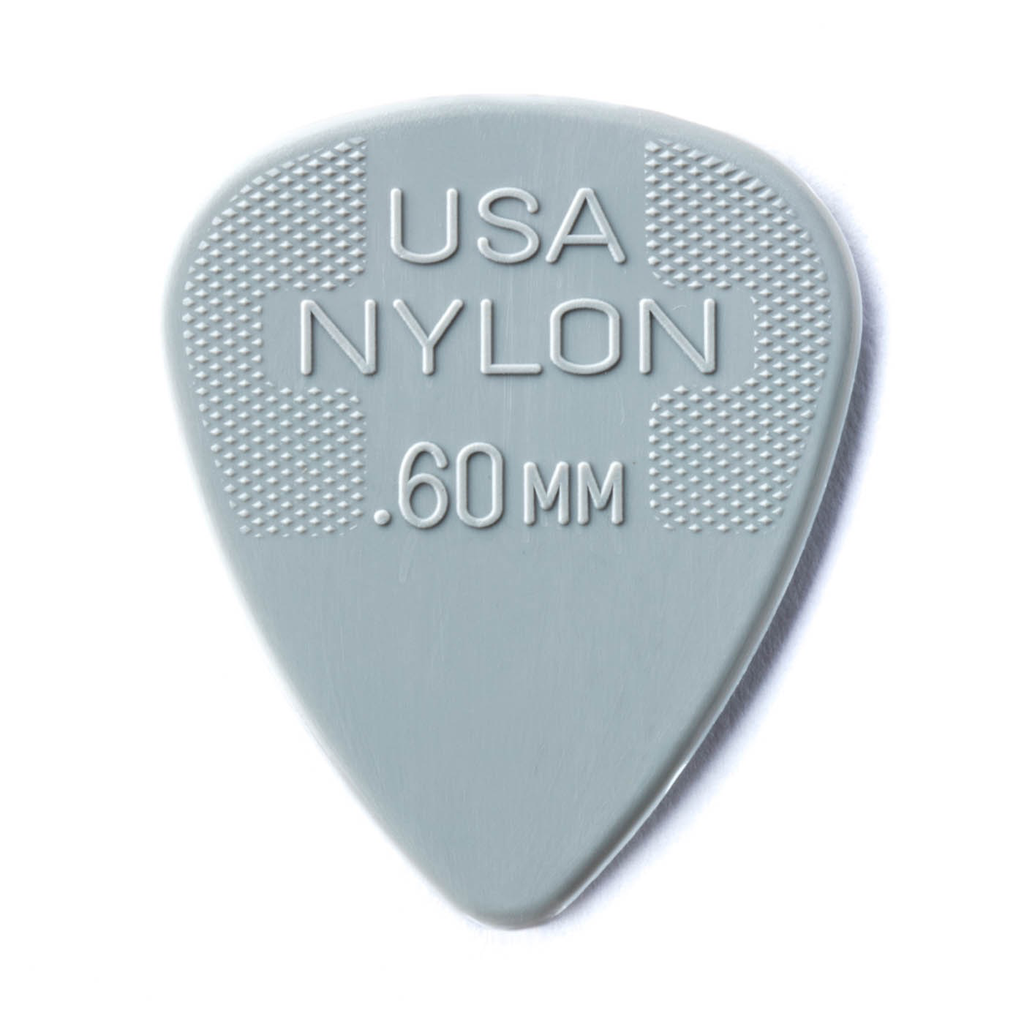 Jim Dunlop - Nylon Player's 12 Pack (.60)