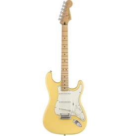 Fender - Player Stratocaster, Maple Fingerboard, Buttercream