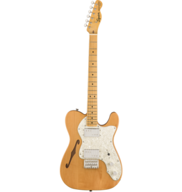 Squier - Classic Vibe '70s Telecaster Thinline,  Natural