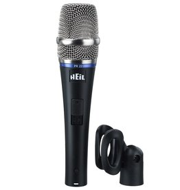 Heil - PR22-UT Utility Microphone w/Mic, Clip and Screen