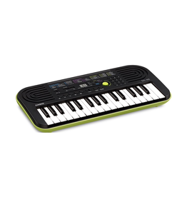 Casio - SA-46 32-Key Portable Battery-Powered Mini Keyboard