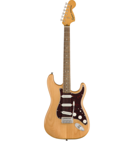 Squier - Classic Vibe '70s Stratocaster, Laurel Fingerboard, Natural