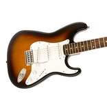 Squier - Affinity Stratocaster, Laurel Fingerboard, Brown Sunburst