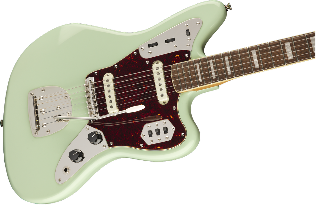 Squier - Classic Vibe '70s Jaguar, Surf Green