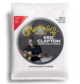 Martin - MEC12 Clapton's Choice 92/8 Phospher Bronze Acoustic Strings, 12-54 Light