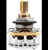 Emerson Custom - Pro CTS Potentiometer, 250k Ohms Short Split Shaft