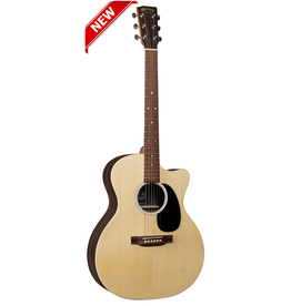 Martin - GPCX1AE 20th Anniversary Grand Performance Acoustic Electric, Natural