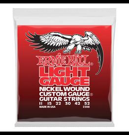 Ernie Ball - Nickel Wound 11-52 Light w/Wound G