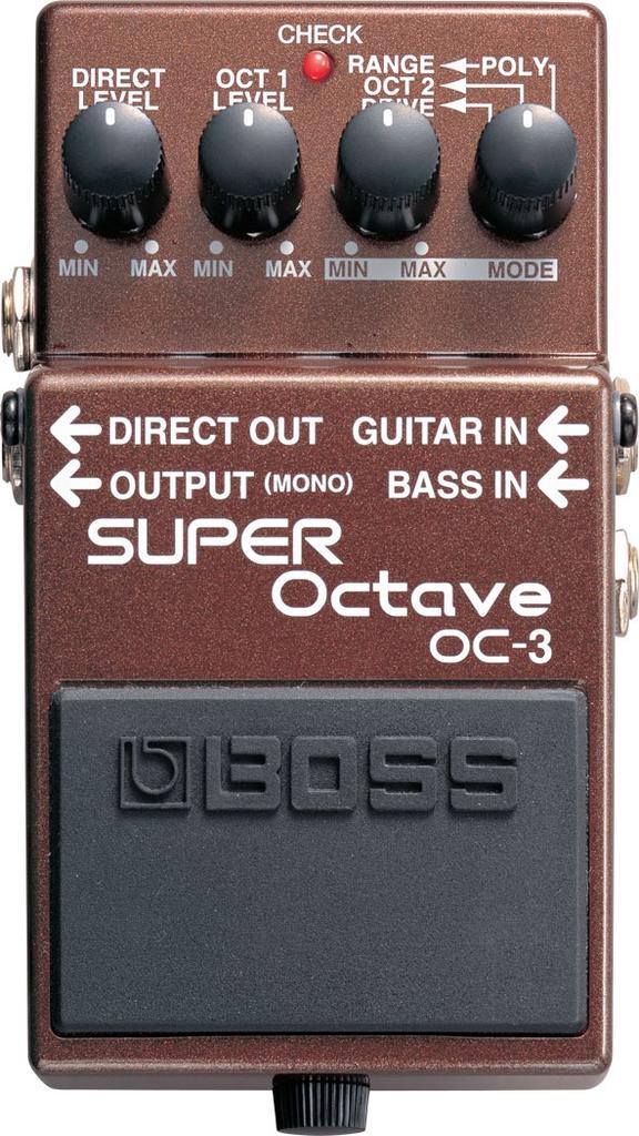 Boss - OC3 Super Octave Pedal