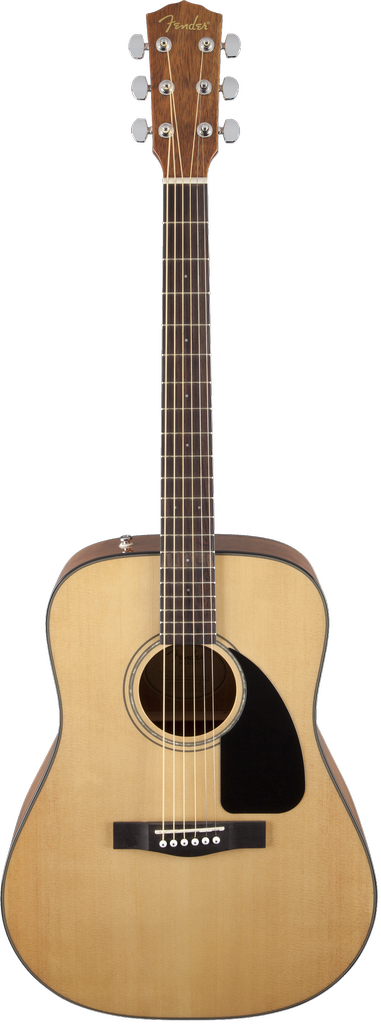 Fender - CD-60 Dreadnought V3 w/Case, Natural
