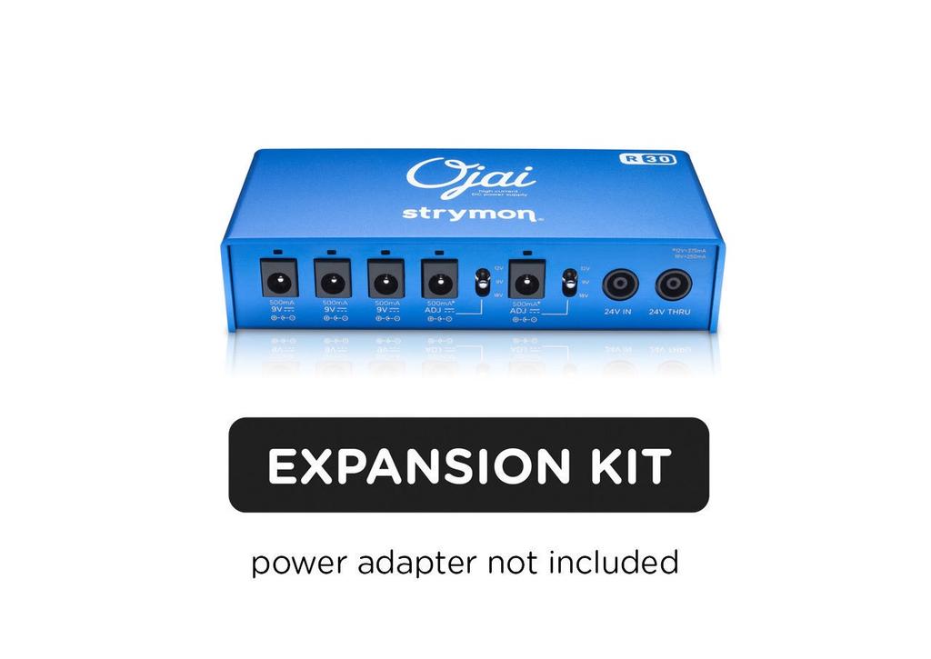 Strymon - Ojai R30 Expansion Kit