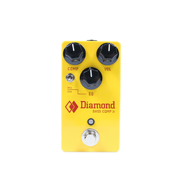 Diamond Pedals - Bass Comp Jr Optical Compressor