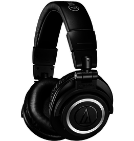 Audio Technica - ATH-M50XBT Wireless Bluetooth Over-Ear Headphones