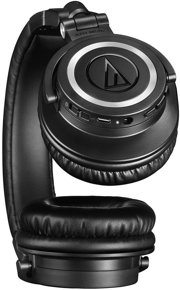 Audio Technica - ATH-M50XBT Wireless Over-Ear Headphones