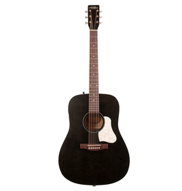 Art & Lutherie - Americana Series Dreadnought, Faded Black