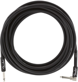 Fender - Professional Series Instrument Cable, Straight/Right Angle, 25'