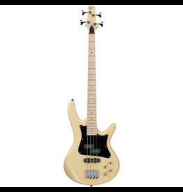 Ibanez - SRMD200K Mezzo 4 String Bass, Vintage White