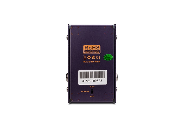 Joyo - R-06 OMB Looper / Drum Machine Pedal