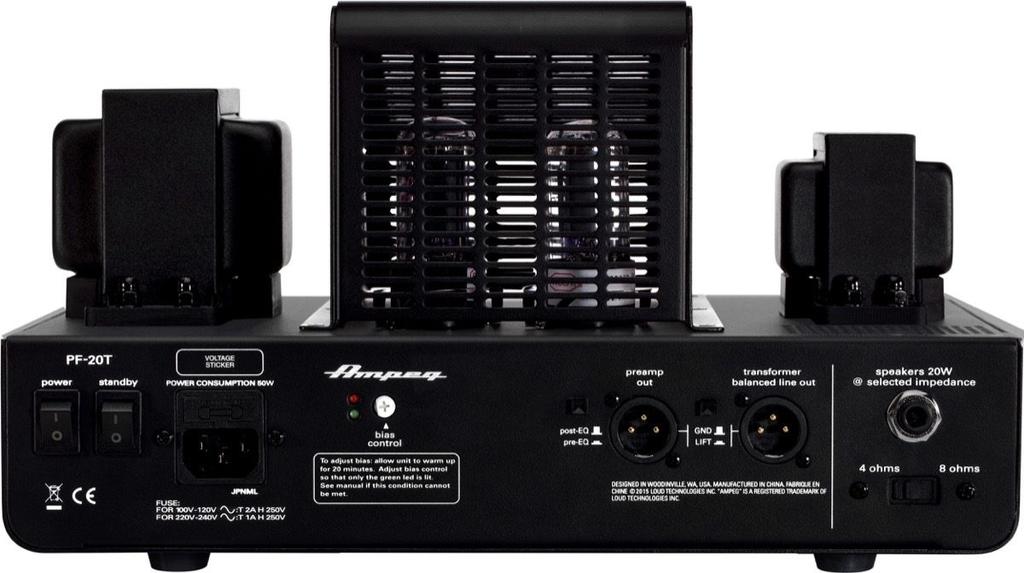 Ampeg - PF20T Portaflex 20W Tube Head