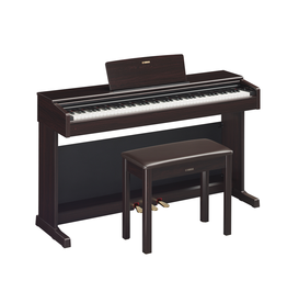 Yamaha - YDP144R Arius Series 88Key Digital Piano, Rosewood