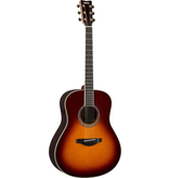 Yamaha - LL-TA TransAcoustic Dreadnought Acoustic w/Case, Brown Sunburst