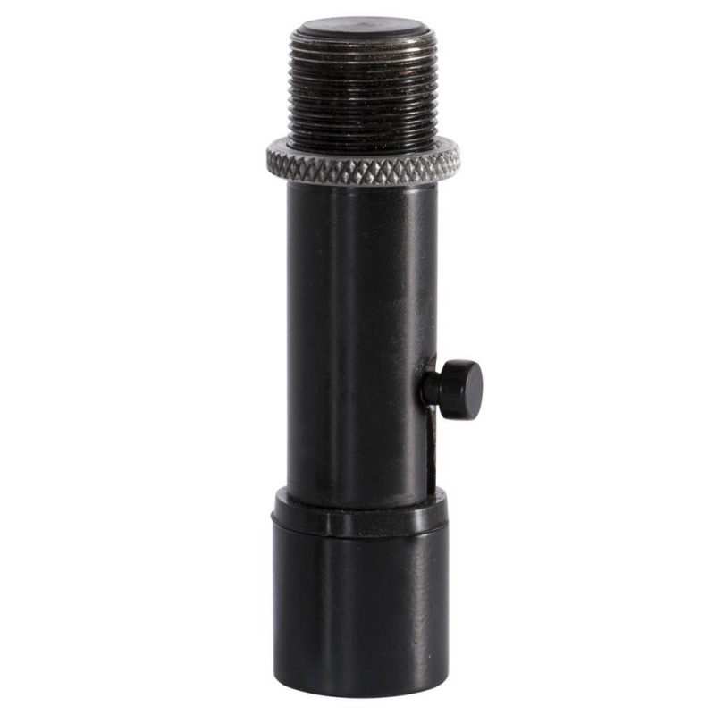 On-Stage - QK2-B Microphone Quik Clip, Black