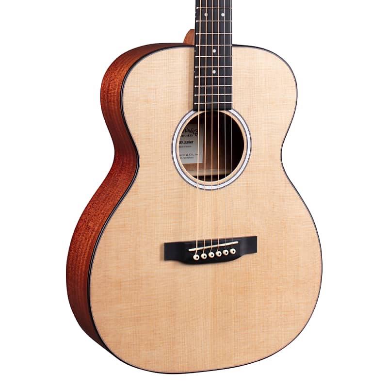 Martin - 000JR-10 Spruce/Sapele All Solid Acoustic w/Gigbag