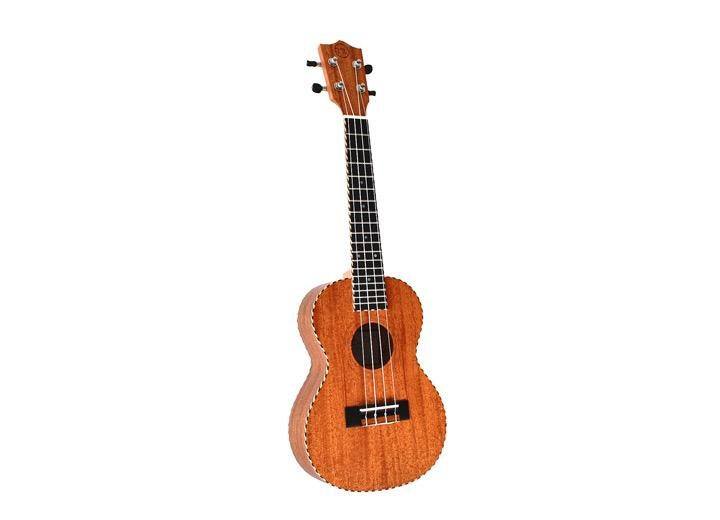 Twisted Wood - TO-100T Original Series Ukulele w/bag, Tenor