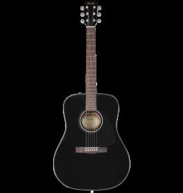 Fender - CD-60 Dreadnought V3 w/Case, Black