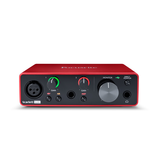 Focusrite - Scarlett Solo 3rd Gen USB Audio Interface