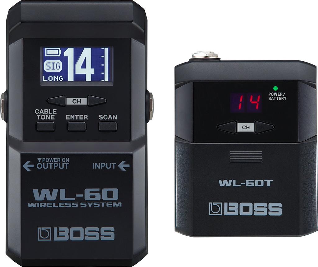 Boss - WL-60 Wireless System