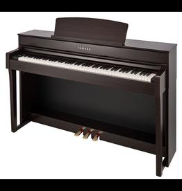 Yamaha - Clavinova CLP-645 Digital Piano, Rosewood
