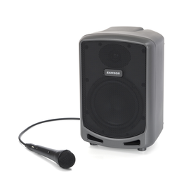 Samson - XP EXP+ Expedition Express+ Bluetooth Portable PA System, w/Wired Microphone