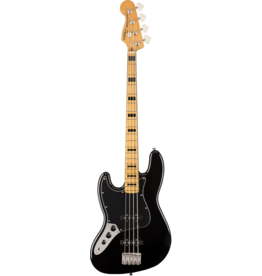 Squier - Classic Vibe 70's Jazz Bass, Maple Fretboard, Black (Left Handed)