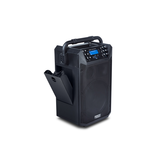 Denon - Audio Commander, Portable AC/Battery-Powered PA System