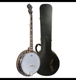 Gold Tone - OB-150 Orange Blossom 5 String Banjo, Cast Tone Ring, w/Hardcase
