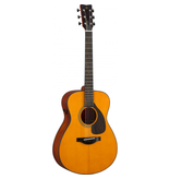 Yamaha - FSX5 Red Label Concert Acoustic/Electric, Natural w/Case