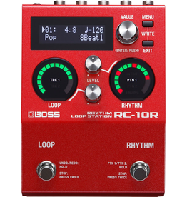 Boss - RC-10R Rhythm Loop Station Pedal