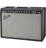 """Fender - '65 Deluxe Reverb 22watt 1x12"""" Tube Combo Amp, Black"""