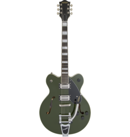 Gretsch - G2622T Streamliner Center Block w/Bigsby, Torino Green
