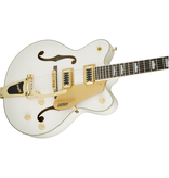 Gretsch - G5422TG Electromatic Hollowbody Double-Cut with Bigsby, Snowcrest White