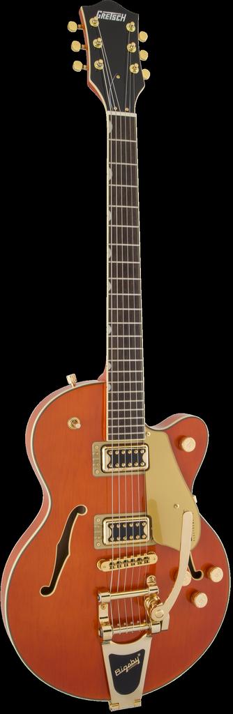 Gretsch - G5655TG Electromatic Center Block Jr, Orange Stain