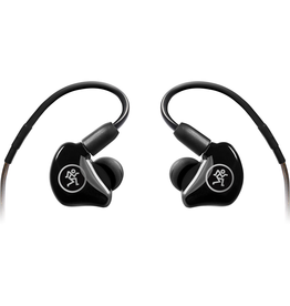 Mackie - MP-220 Dual Dynamic Driver Professional In-Ear Monitors