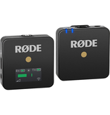 Rode - Wireless GO Compact Wireless Microphone System- M1 Handheld Dynamic Microphone
