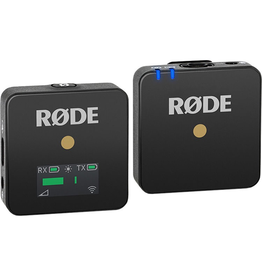 Rode - Wireless GO Compact Wireless Microphone System<br />