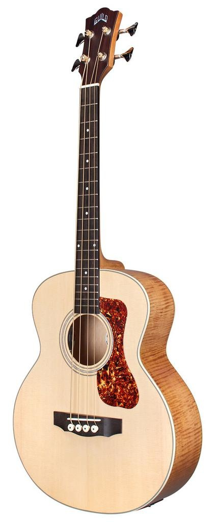 Guild - Jumbo Junior Acoustic Bass w/Pickup & Gigbag